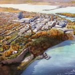 Niagara Falls FxFowle 150x150 Aerial Views