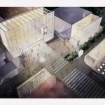 Ilsan cultural center Korea KPF2 150x150 Aerial Views