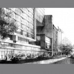 Marriott KPF 150x150 Graphite Pencil Renderings