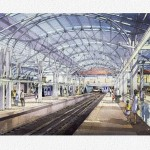 Stillwell ave NYC station NYC Department of Transportation 150x150 Interior Views